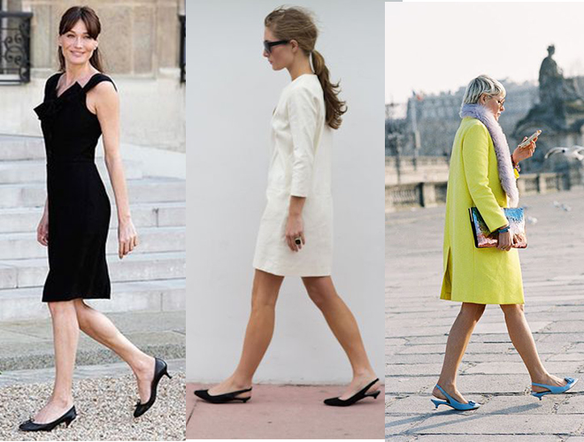 How to look stylish in heels | Dress like a parisian