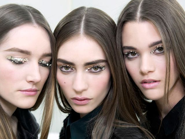 sequin eyes chanel
