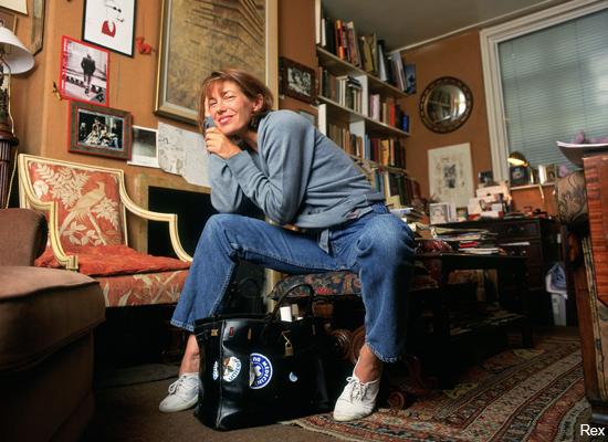 Jane Birkin 2000