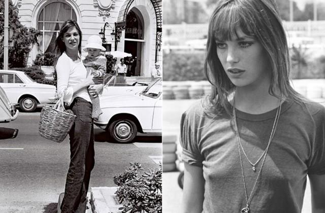 How to get Jane Birkin's look