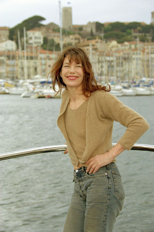 Jane Birkin today 2
