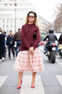 Natalie Joos Pink camaieu