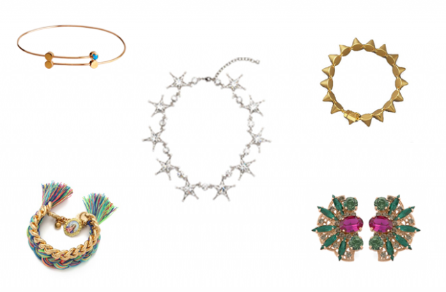 How to wear jewels