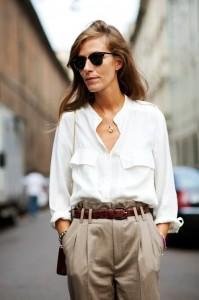 Large shirt large pants medium belt rue rodier tumblr