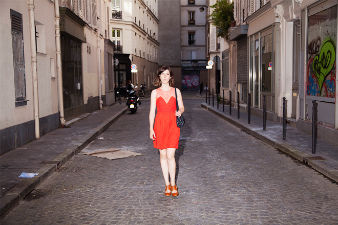 My little red dress 3