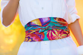 Ninistyle scarf as belt