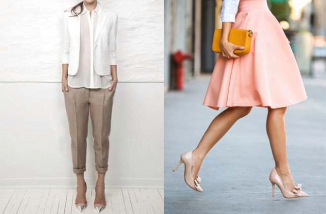How To Dress At The Office In Summer Like A Parisian