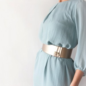 statement belt uniform dress found on  keep com