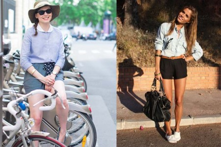 how to wear shorts cover 3