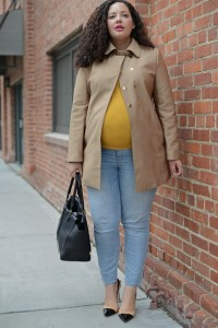 Girl with curves pregnant 2
