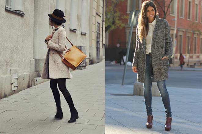 How To Choose Your Winter Coat Dress Like A Parisian