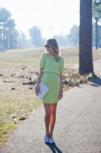 The little blond book pregnant outfit