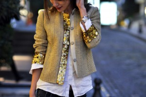 Maritsa co sequin jacket