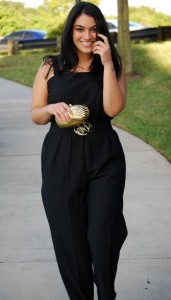nadia aboulhosn black and gold