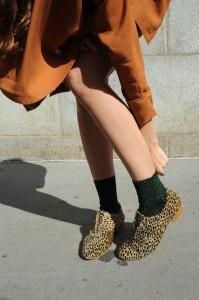 shiny socks les prairies de paris shoes
