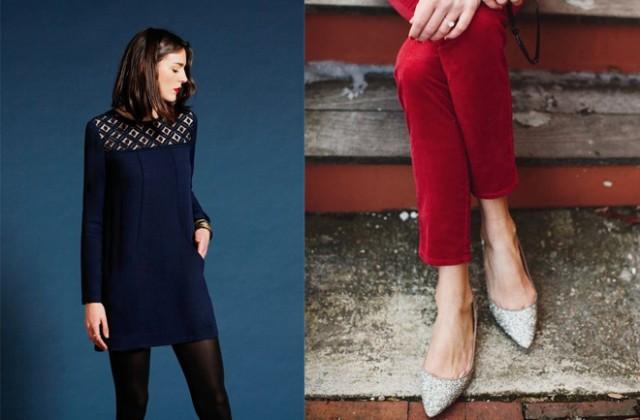 How to dress for Christmas Eve? | Dress like a parisian