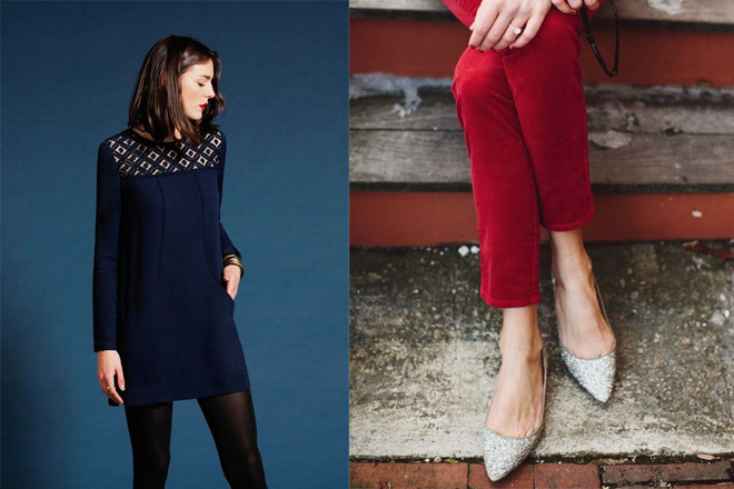 how to dress for christmas eve dress like a parisian - What To Wear For Christmas