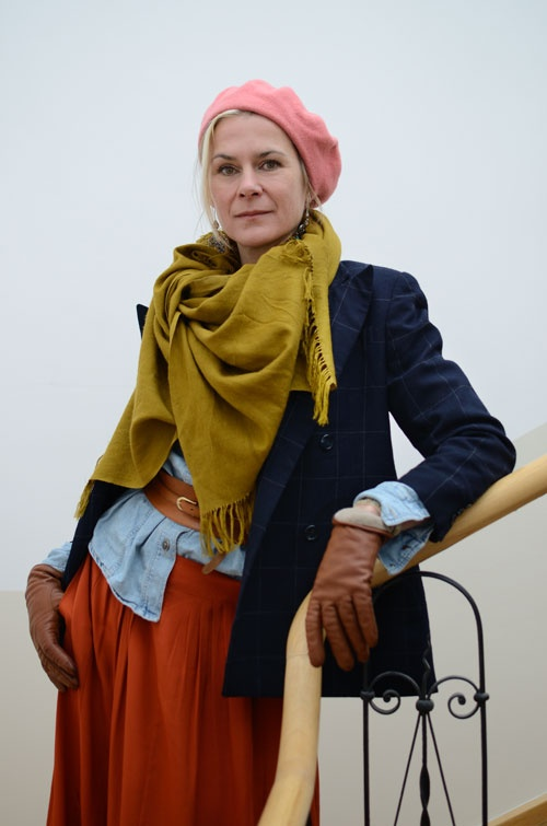 Julia Richter blog a personal style