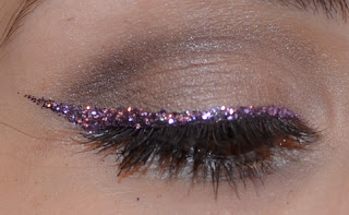 glitter liner cheekmeout