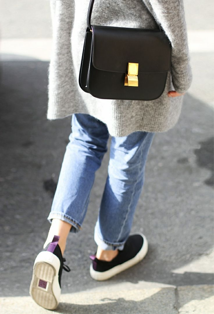 who carries celine handbags - What Kind Of Handbags Should I Own? | Dress Like A Parisian