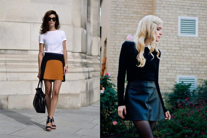 How to wear the sixties A-line mini skirt? | Dress like a parisian