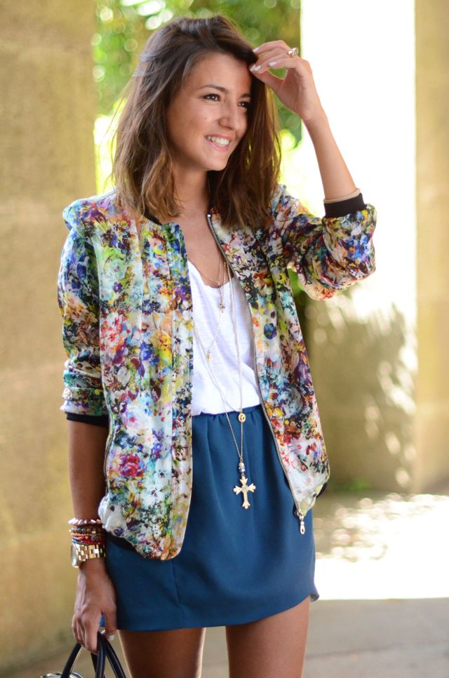 LOvely pepa flower bomber