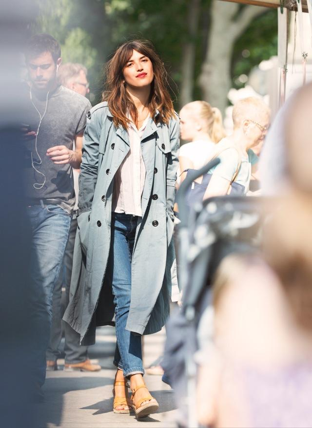 jeanne damas trench