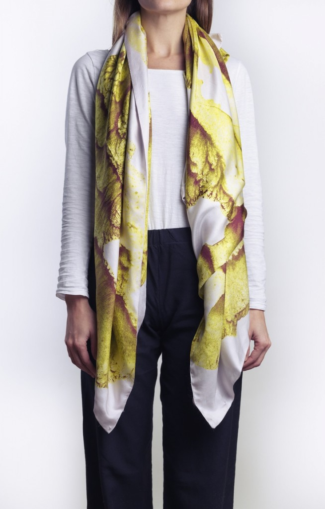 Constance Boutet scarf