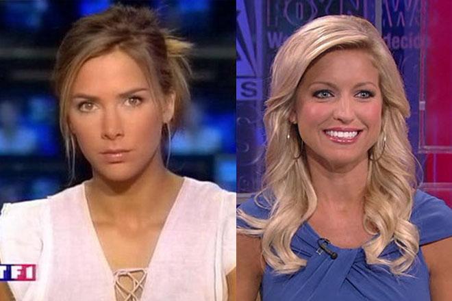 TV anchors