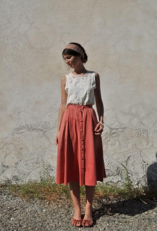 countryside dress