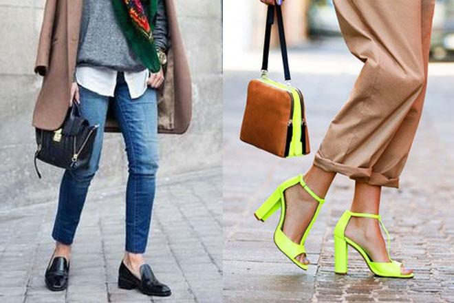 How to wear cropped pants? Personal Shopper Paris Dress