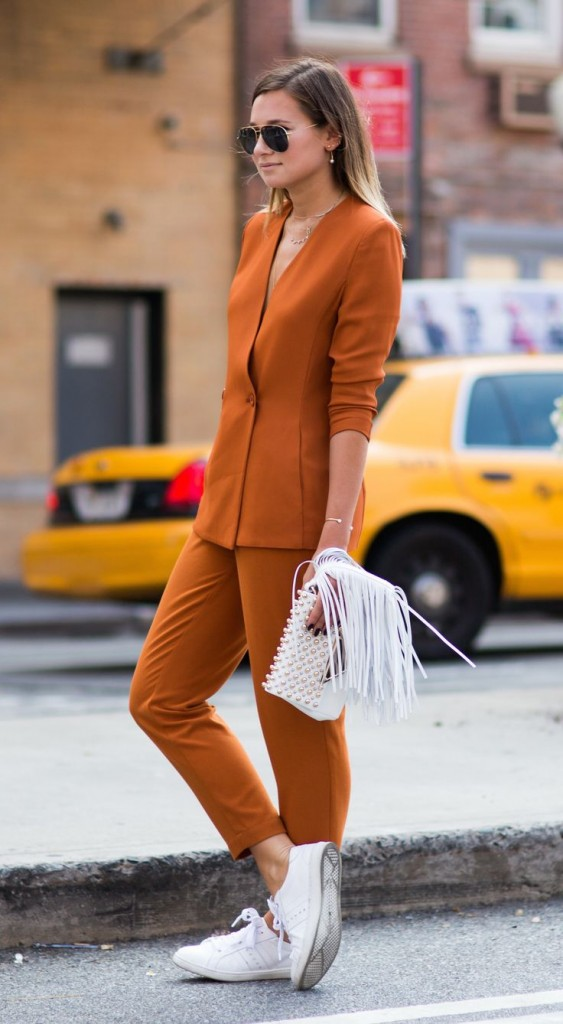 danielle bernstein fashion week NY 2015