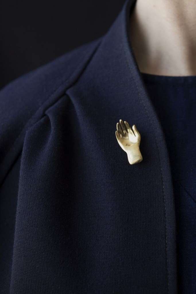 brooch statement