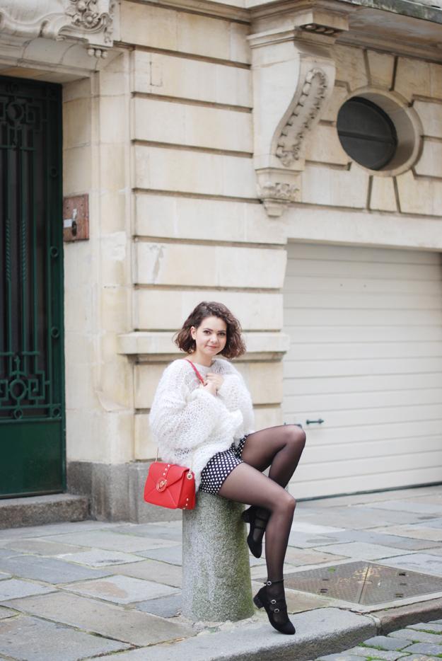 How To Wear Mini Length In Winter Dress Like A Parisian