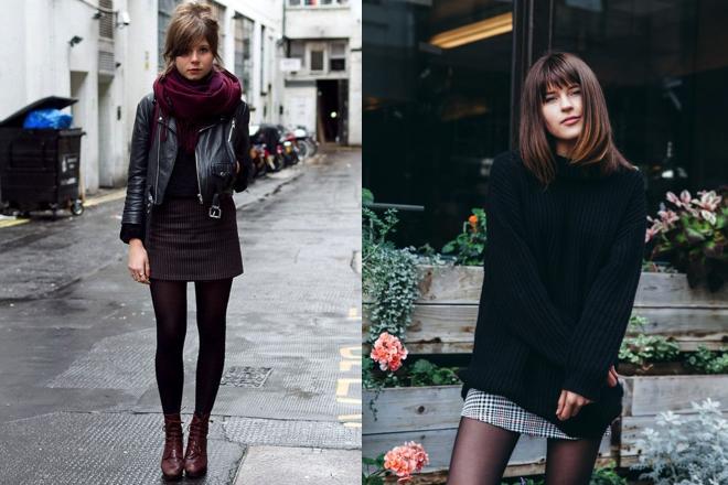 Comment porter le court en hiver? | Dress like a parisian