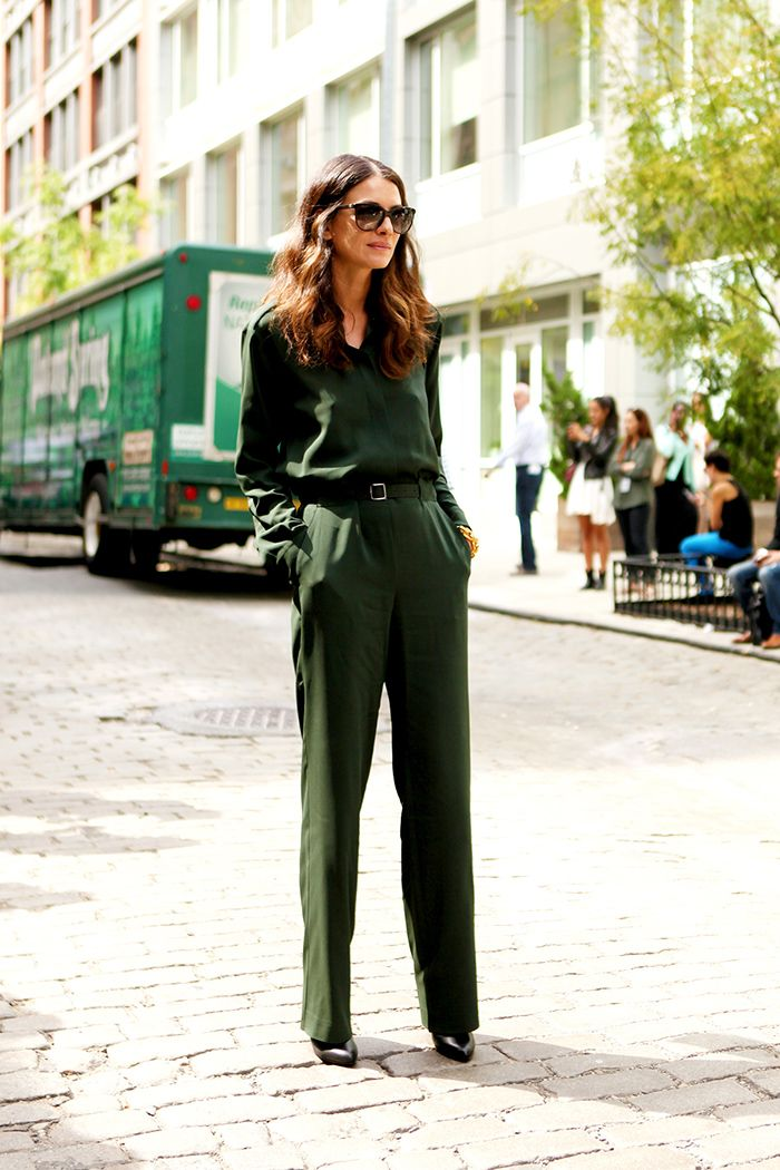 How To Wear The Jumpsuit For A Party Dress Like A Parisian