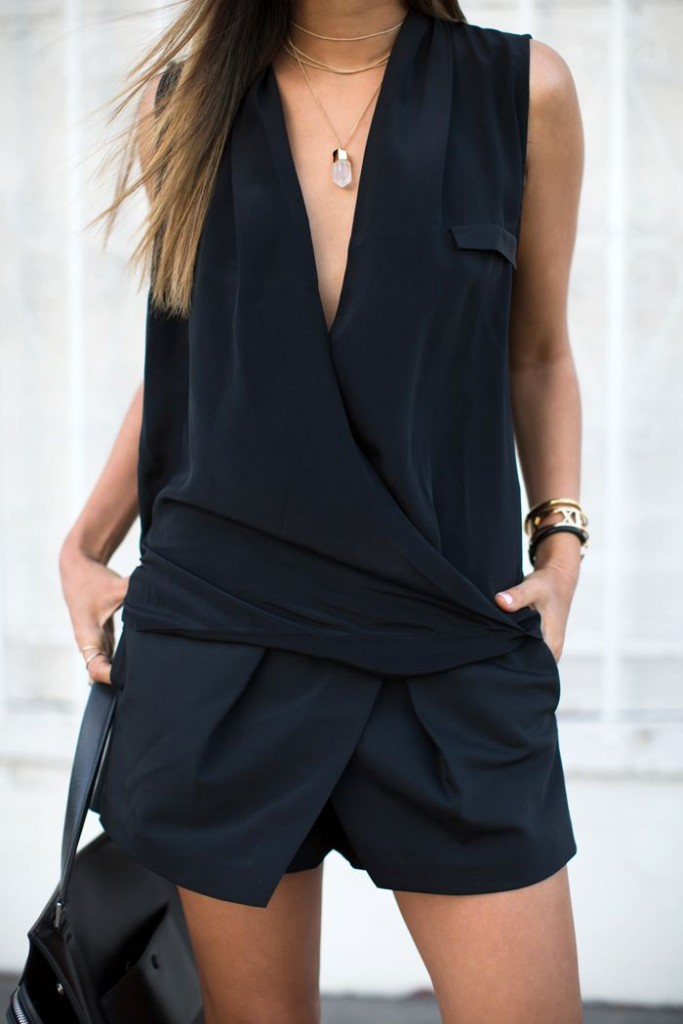 jumpsuit shorts