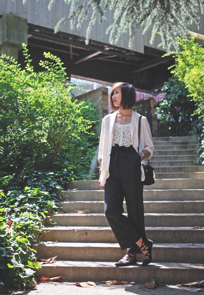 tokyobanhbao laced up flats