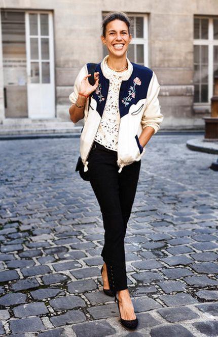Isabel Marant bomber jacket