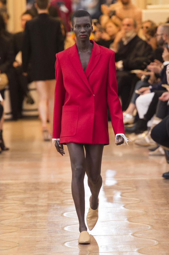 Rouge et nude Acne SS 16