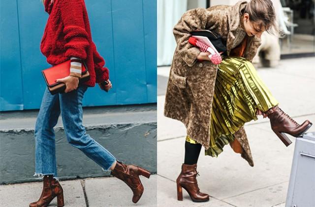 Comment porter les bottines Personal Shopper Paris Dress