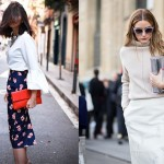 How to wear the pencil skirt?