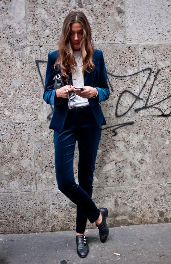 velvet-suit
