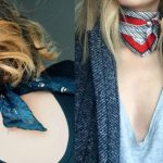 How to wear the neckerchief?