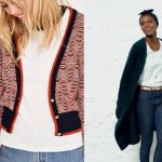 How to wear cardigans (again)