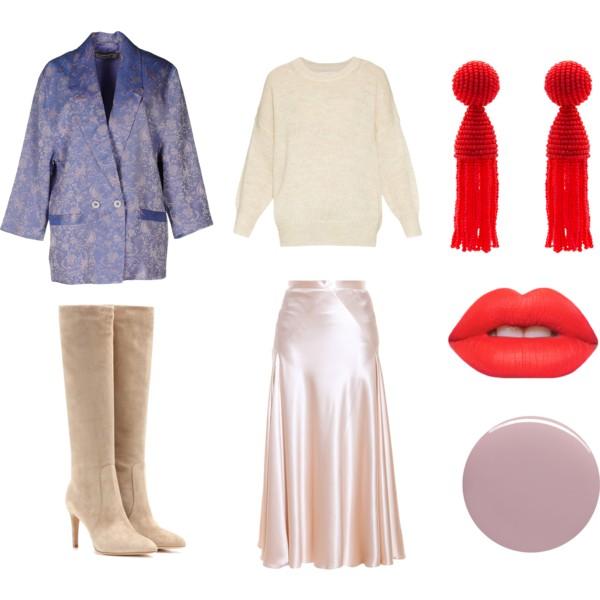 comment porter mon blazer lilas dress like a parisian. Black Bedroom Furniture Sets. Home Design Ideas