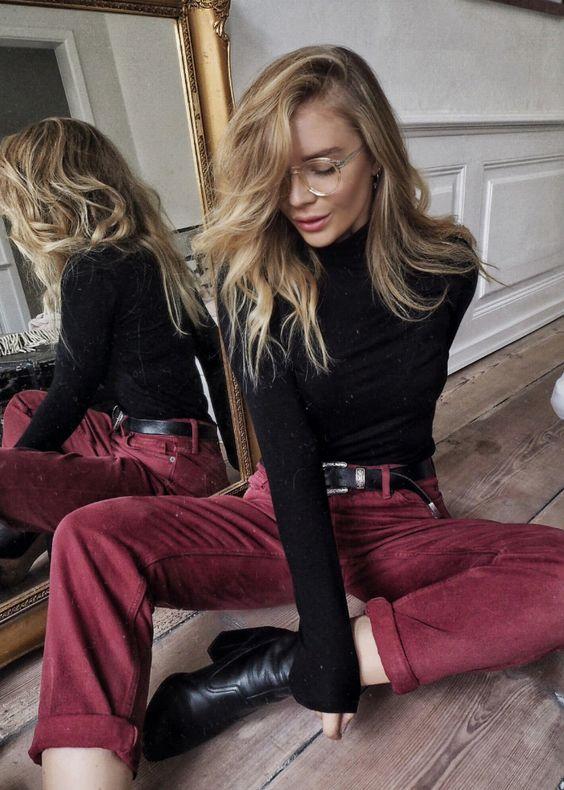 How To Wear Corduroy Dress Like A Parisian