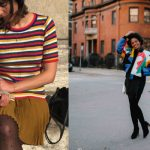 How to wear the rainbow trend?